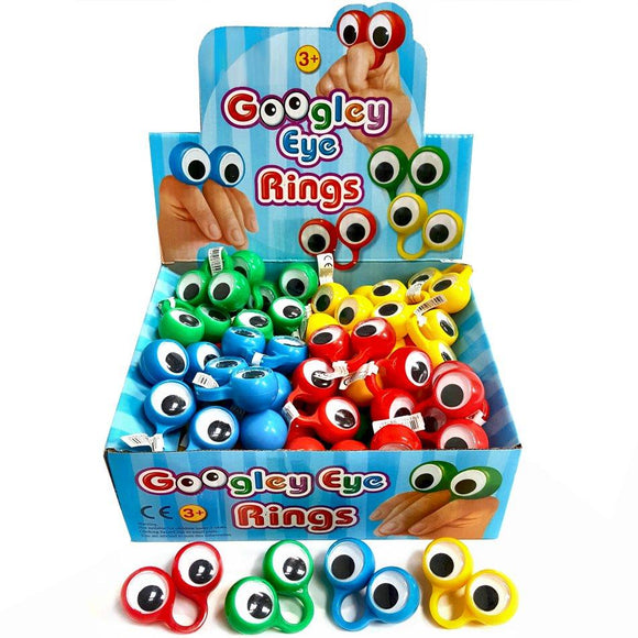 Box of 60 Finger Spies Toys Fundraising Idea