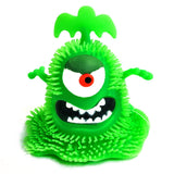 Flashing Squeeze Sucker Monster Pocket Money Toy