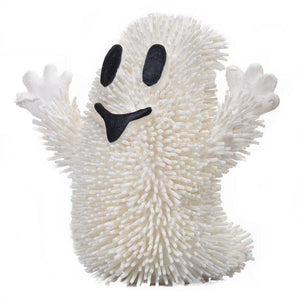Flashing Ghost Squeezy Squidgy Halloween Sensory Pocket Money Toy