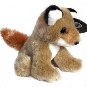 13cm Fox Cuddly Soft Toy