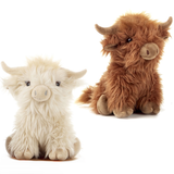 Large Highland Cow Cuddly Soft Plush Toys