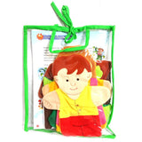 Jack And The Beanstalk Learning Resource Hand Puppet Set