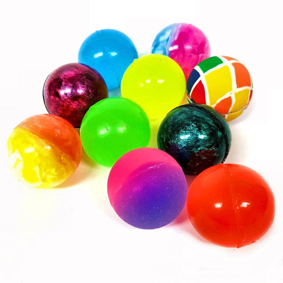 Bouncy Jet Ball Pocket Money Toy