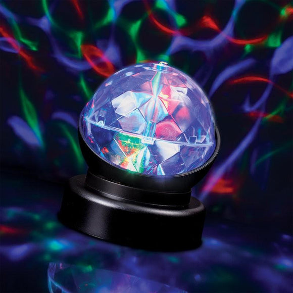 Kaleidoscope lamp visual sensory toy