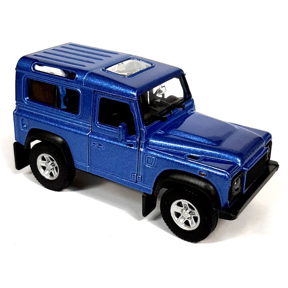 1/38 Scale Land Rover Defender Diecast Car