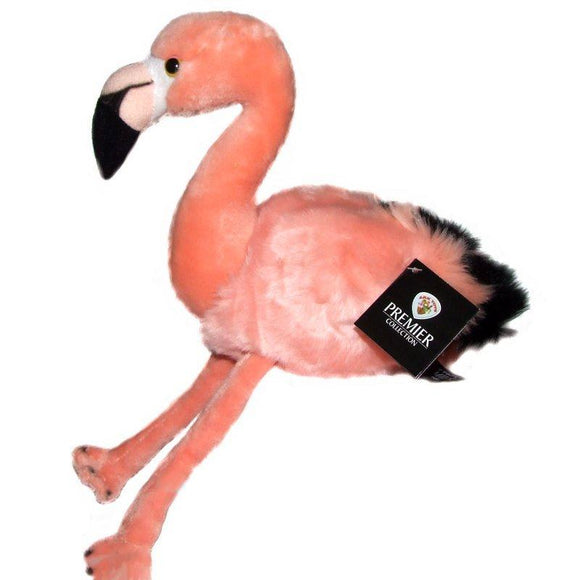33cm Flamingo Cuddly Plush Soft Toy