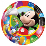 Mickey Mouse Paper Party Plates