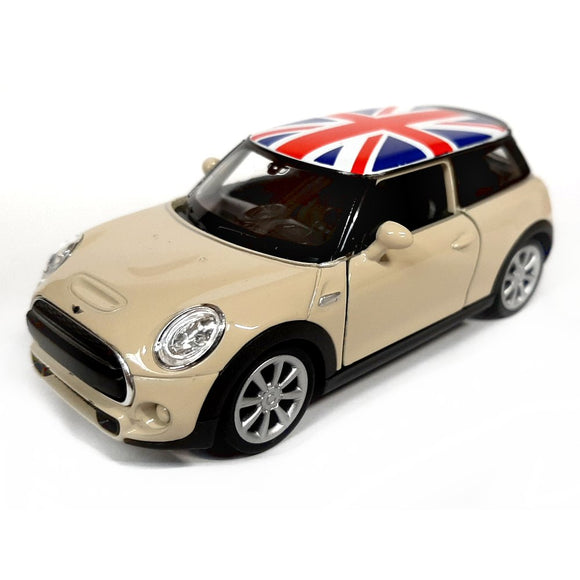 1/38 Scale Mini Hatch Diecast Car