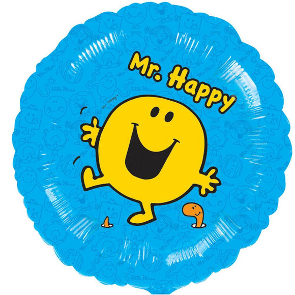 Mr Happy Mr Men 17