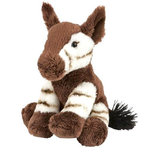 15cm Okapi Cuddly Soft Plush Toy