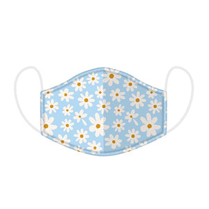 Oopsie Daisy Reusable Two Layer Face Mask Covering - Large 23 cm x 13 cm