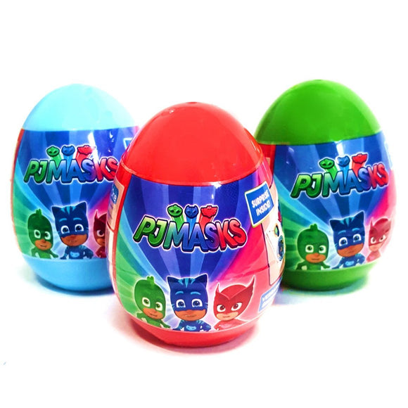PJ Masks Surprise Eggs Pocket Money Toy Party Bag Filler Favor