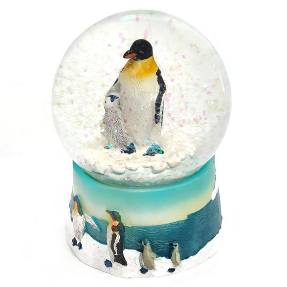 Penguin Snow Globe Gift Idea