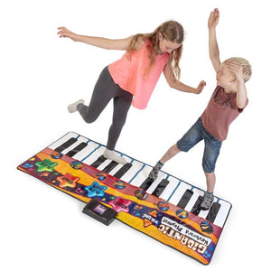 Giant Keyboard Piano Matt family Children and Parties
