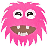 Pink Monster Foam Mask Fundraising Pack Party Bag Filler Favor World Book Day