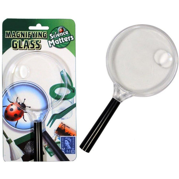 Twin Magnifying Glass