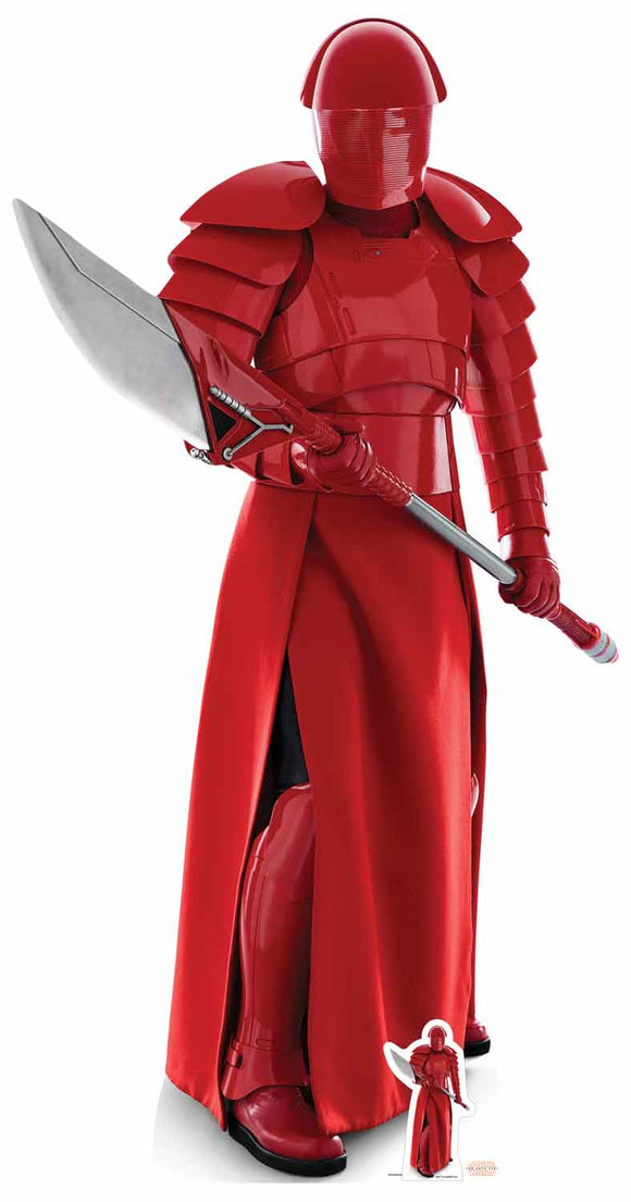 Praetorian Guard (Spear) (The Last Jedi) Star Wars Lifesize Cutout