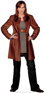 Donna Noble, Dr Who, Cathryn Tate lifesize cut out