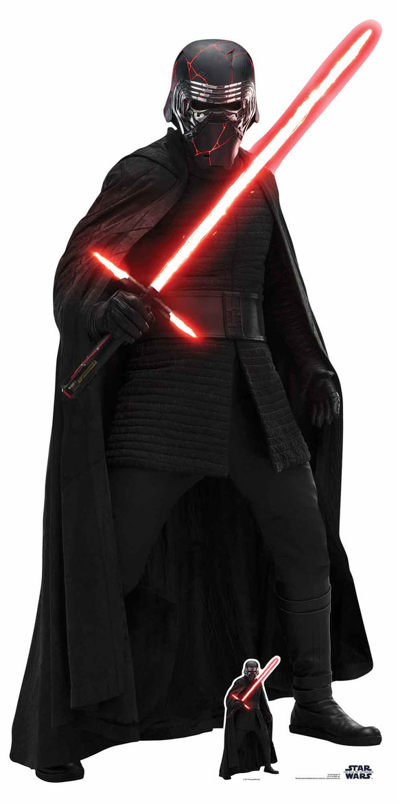 Star Wars Kylo Ren 194cm Cutout