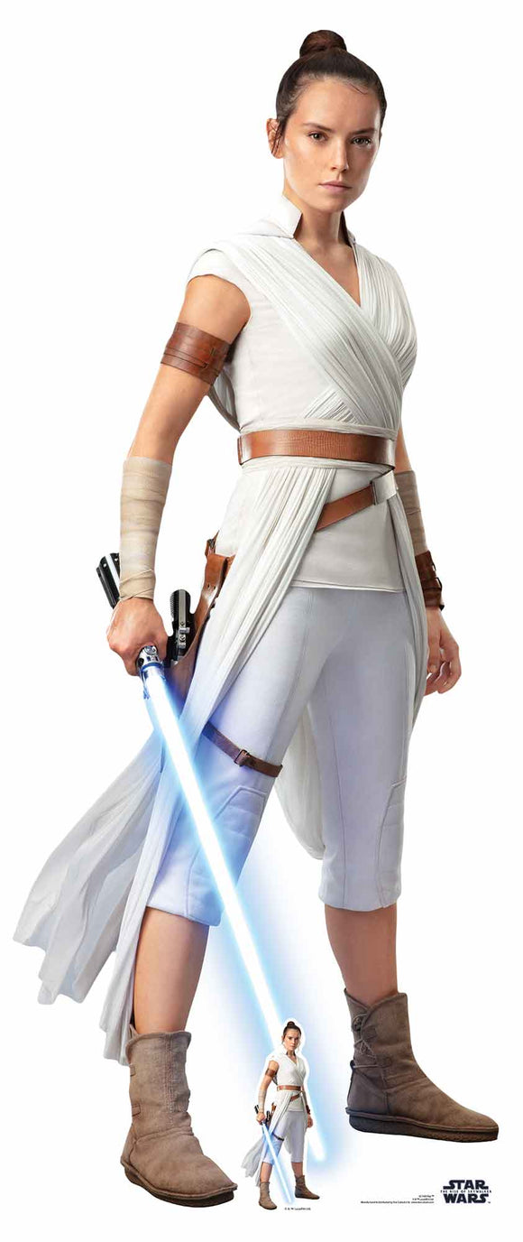 Star Wars Rey Lifesize Cutout