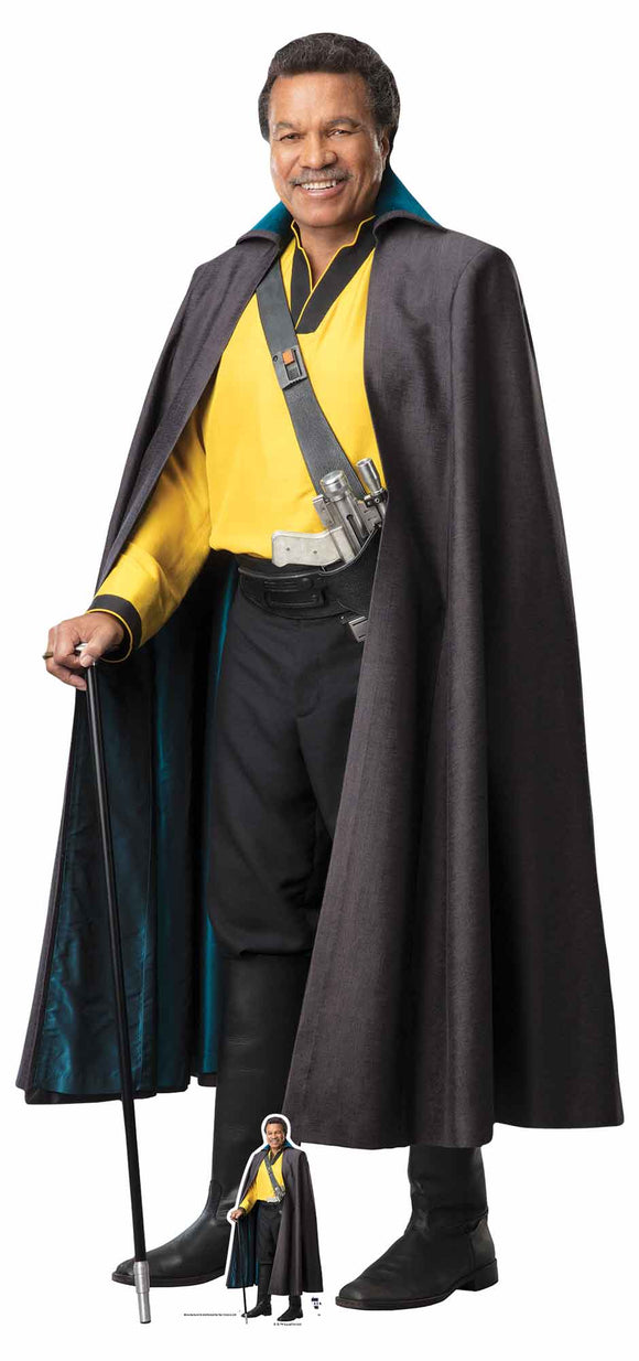 Star Wars Lando Lifesize Cutout