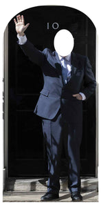 10 Downing Street Prime Minister Stand In Large Cutout