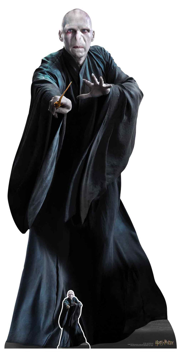 Lord Voldemort He Who Must Not Be Named Perfect Lifesize Cutout