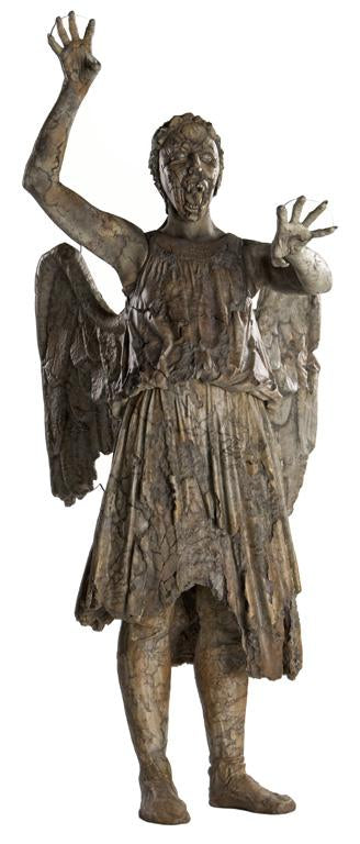 Weeping Angel (Attacking) Lifesize Cardboard Cutout