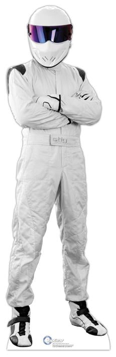 The Stig - Top Gear - Lifesize Cardboard Cutout