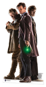 The Three Doctors (50th Anniversary Special) Lifesize cutout