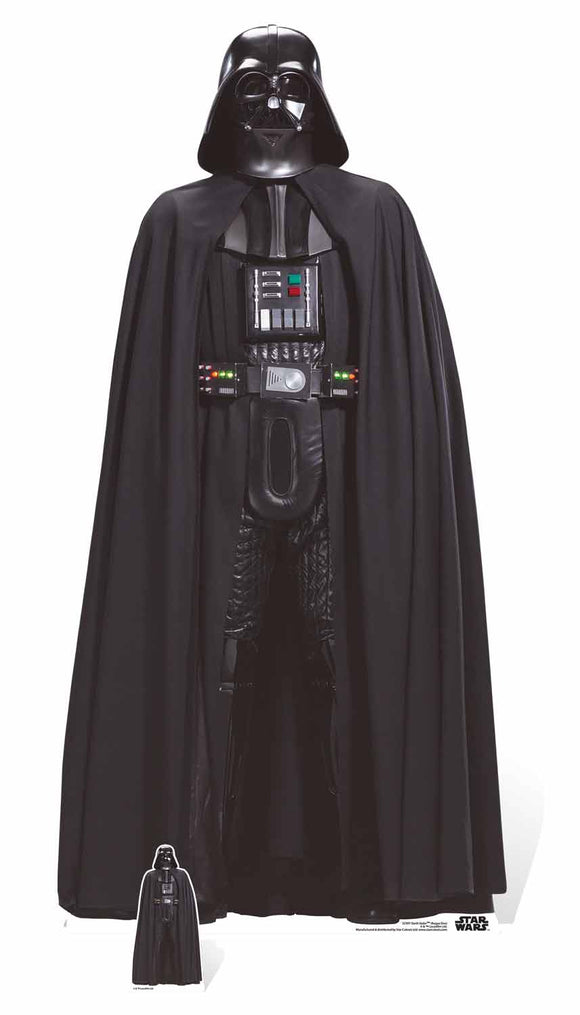 Star Wars Darth Vader Lifesize Cutout
