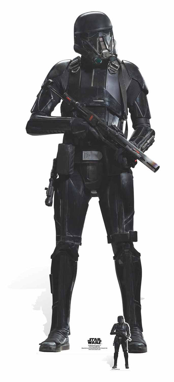 Star Wars Deathtrooper (Rogue One) Lifesize Cutout