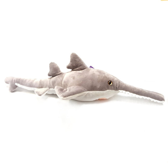 Saw Shark Cuddly Plush Sea Life Soft Toy