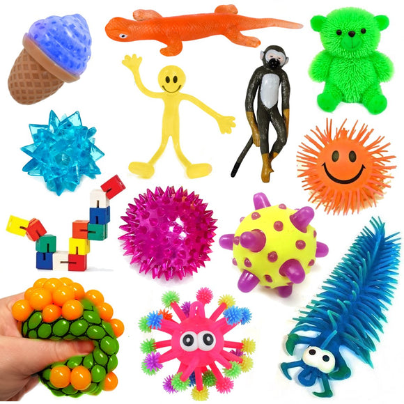 Sensory Toy Pack