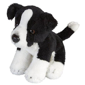 13cm Sheep Dog Collie Cuddly Plush Farm Soft Toy suitable for all ages