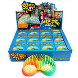 Box of 12 Fundraising Pack of Magic Spring Toys
