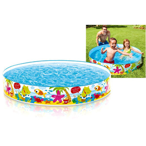 Intex 5ft Under The Palm Trees Paddling Pool