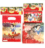 Disney Snow White Party Pack - 6 Party Bags, 6 Invites and 20 Napkins