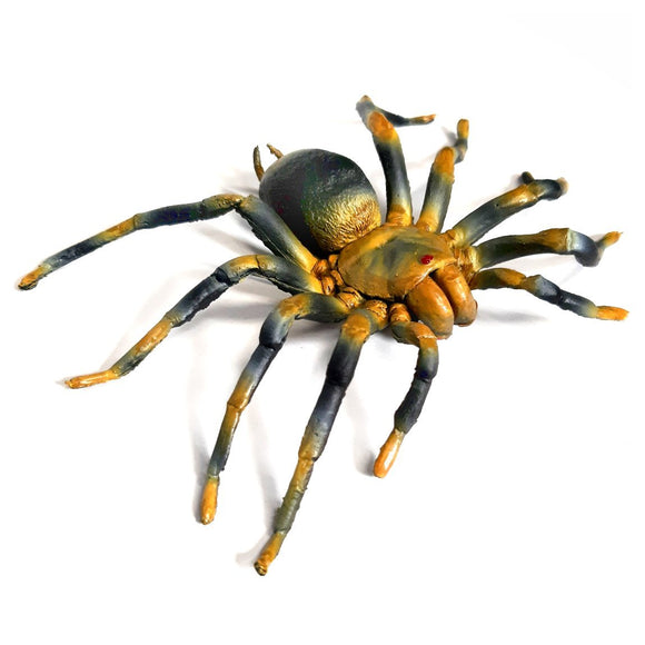 Tarantula 15cm Toy, great for practical jokes and Halloween