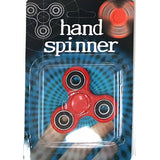 Red Fidget Hand Spinner Toy