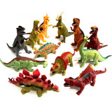 20cm Assorted Stretchy Dinosaur Sensory Pocket Money Toys Filler Favor