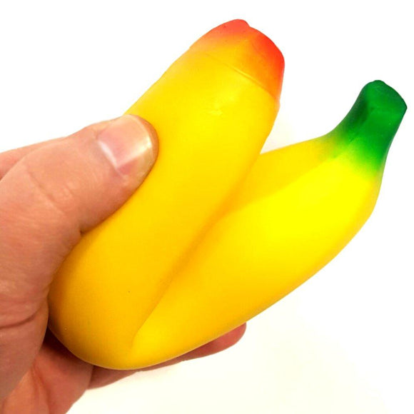 Squidgy Banana Sensory Toy