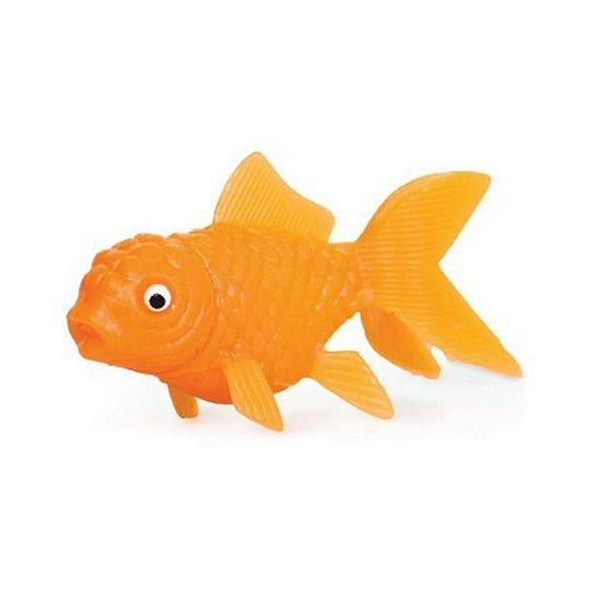 Squirting Goldfish Bath Toy