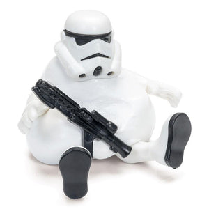 Melting Star Wars Storm Trooper Slime Toy