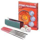 Stone Polishing Kit Educational Science and Discovery Gift Toy