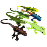 Box of 24 Stretchy Lizard Toys