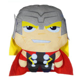 Marvel Avengers Bag Clip Plush Toy Thor