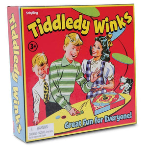 Tiddledy Winks Traditional Game Toy