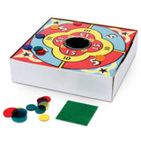Tiddledy Winks Game Board for Traditional Toy