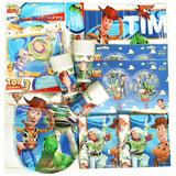 Toy Story Party Pack for 30 with Tableware and Decorations